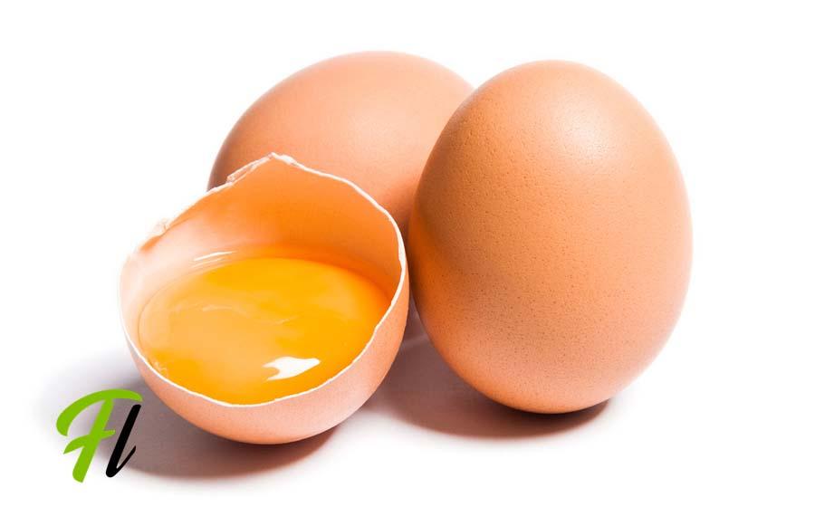 ارزش غذایی تخم مرغ
