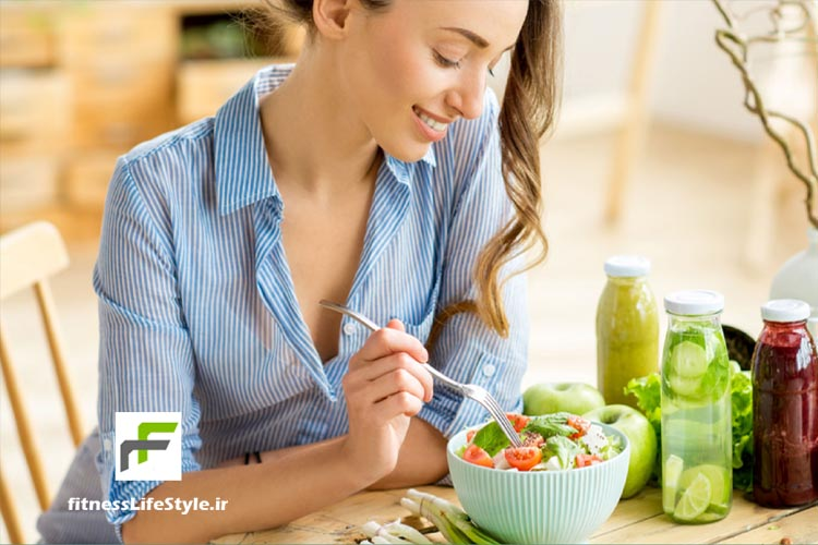 5 دلیل برای افزایش وزن نادرست