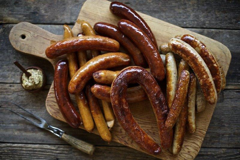 ارزش غذایی سوسیس